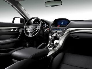 обои Acura TL 2008 салон фото