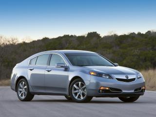 обои Acura TL 2011 бок фото