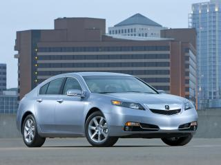 обои Acura TL 2011 дома фото