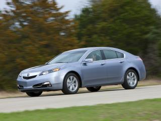 обои Acura TL 2011 едит фото