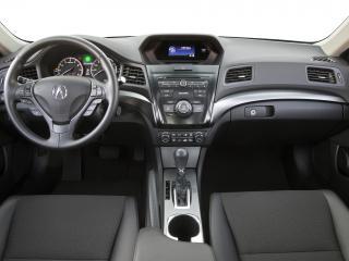 обои Acura ILX Hybrid 2012 руль фото