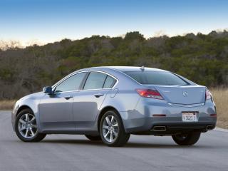 обои Acura TL 2011 красивая фото