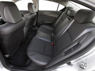 обои Acura ILX Hybrid 2012 сиденья фото