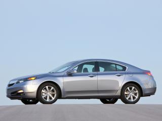 обои Acura TL 2011 сбоку фото