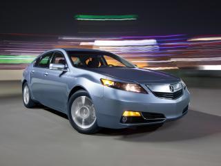 обои Acura TL 2011 фары фото