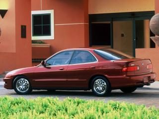 обои Acura Integra Sedan 1994 сбоку фото