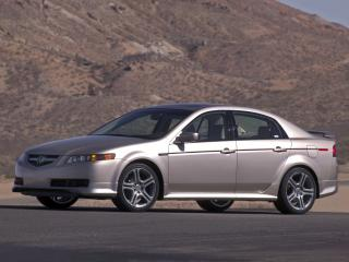 обои Acura TL A-Spec 2004 горы фото