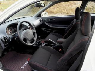 обои Acura Integra Type R 1998 руль фото