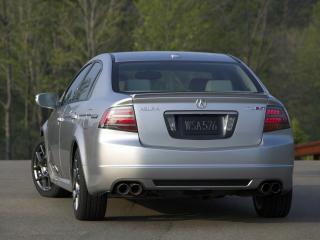 обои Acura TL Type-S 2007 задок фото