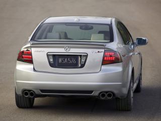 обои Acura TL Type-S 2007 задочек фото
