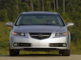 обои Acura TL Type-S 2007 капот фото