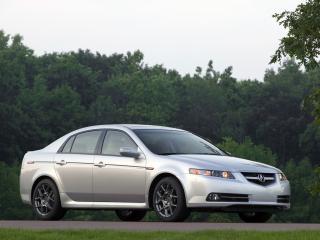 обои Acura TL Type-S 2007 красивая фото