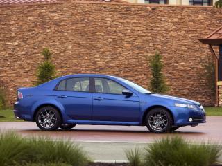 обои Acura TL Type-S 2007 стеночка фото