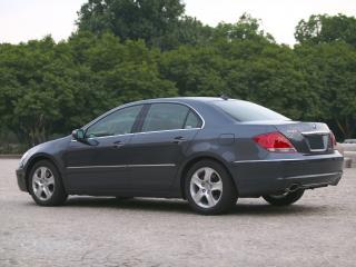 обои Acura RL 2004 красивая фото