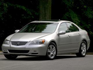 обои Acura RL 2004 стоит фото