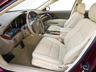 обои Acura RL 2008 внутри фото