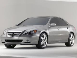 обои Acura RL Prototype 2004 красивая фото