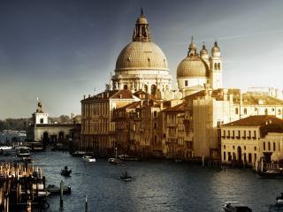 обои Купола храмов венеции фото