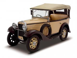 обои Datsun 12 Phaeton 1933 бок фото