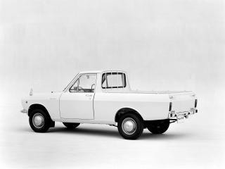 обои Datsun Sunny Truck (B20) 1967 зад фото