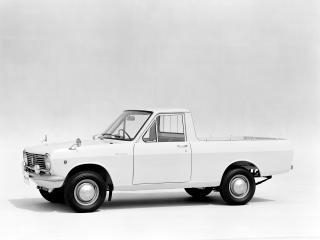обои Datsun Sunny Truck (B20) 1967 маленькая фото