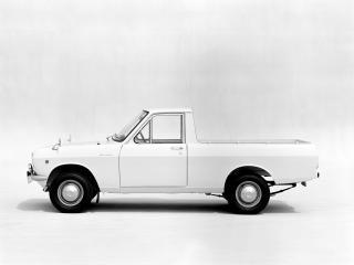 обои Datsun Sunny Truck (B20) 1967 сбоку фото
