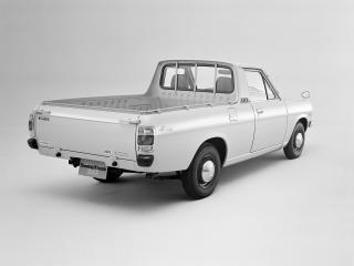 обои Datsun Sunny Truck (B120) 1971 зад фото