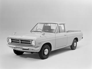 обои Datsun Sunny Truck (B120) 1971 перед фото