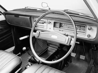 обои Datsun Sunny Truck (B120) 1971 руль фото