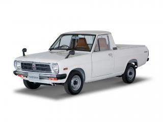 обои Datsun Sunny Truck (B121) 1977 бок фото