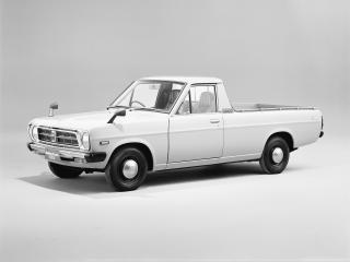 обои Datsun Sunny Truck Long (GB121) 1977 бок фото