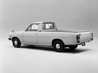 обои Datsun Sunny Truck Long (GB121) 1977 зад фото