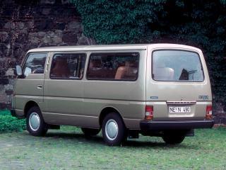 обои Datsun Urvan (E23) 1980 бок фото