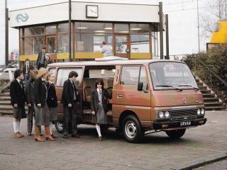 обои Datsun Urvan (E23) 1980 школа фото