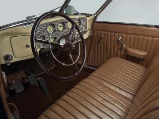 обои для рабочего стола: Cord 812 SC Phaeton 1937 руль