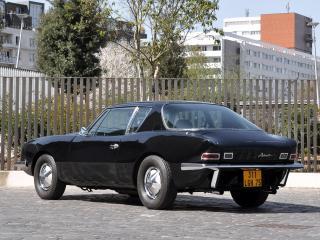 обои Avanti II 1965 зад фото