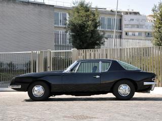 обои Avanti II 1965 сбоку фото