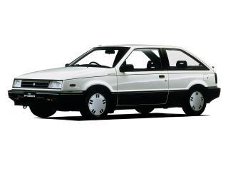 обои Isuzu FF Gemini Hatchback (JT150) 1985 бок фото