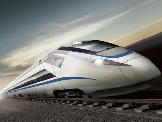 обои Скоростной поезд фото