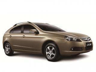 обои Chana CX30 Hatchback 2010 бок фото