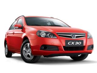обои Chana CX30 Hatchback 2011 перед фото