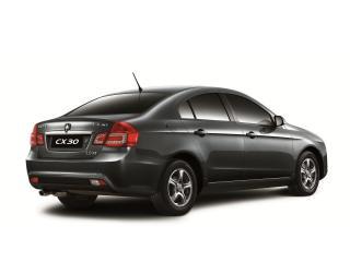 обои Chana CX30 Sedan 2010 черный фото