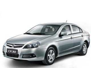 обои Chana CX30 Sedan 2011 капот фото