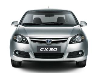 обои Chana CX30 Sedan 2011 перед фото