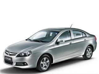 обои Chana CX30 Sedan 2011 серебро фото