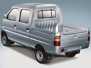обои Chana Star Truck Double Cab (SC1022S) 2011 боком фото