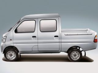 обои Chana Star Truck Double Cab (SC1022S) 2011 борт фото