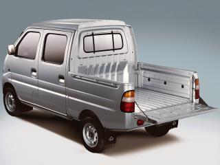 обои для рабочего стола: Chana Star Truck Double Cab (SC1022S) 2011 открыт
