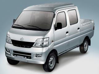 обои для рабочего стола: Chana Star Truck Double Cab (SC1022S) 2011 передок