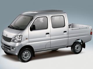 обои Chana Star Truck Double Cab (SC1022S) 2011 сбоку фото